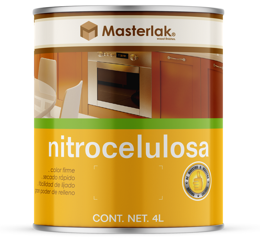 nitrocelulosa masterlak